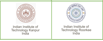 Indian Institute of Technology Roorkee India Indian Institute of Technology Kanpur India